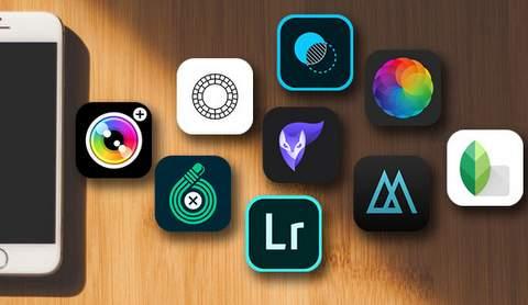 Aplicaciones imprescindibles para la fotografía con iPhone